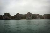Ha Long Bay landscapes, Vietnam