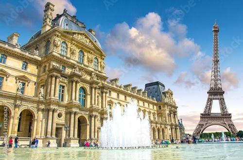 Paris, Le Louvre, France