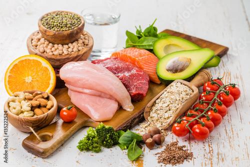 seleccion-de-alimentos-que-son-buenos-para-la-salud-y-la-piel