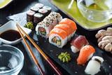 Sushi Verschiedene sorten  © karepa