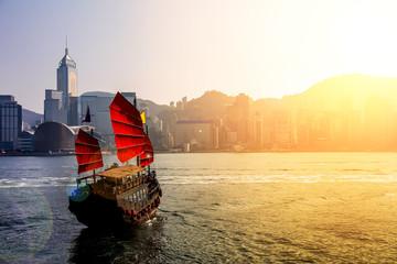 Hong Kong city scenes
