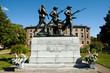 War Memorial Monument - Charlottetown - Canada