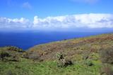 Idyllic landscape on La Palma Island, Canary Islands, Spain