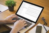 computer desktop mail client