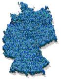 Allemagne - Population et immigration - 135348141