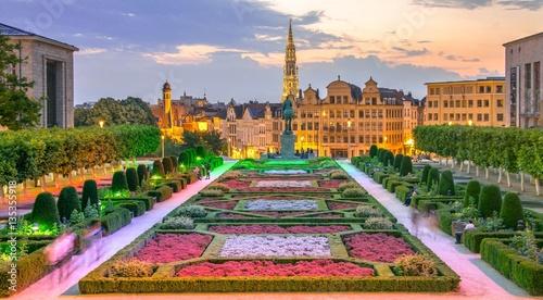 Foto Spatwand Brussel Bruxelles, Belgique