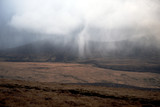 weather breakdown - Wicklow Mountains - Ireland