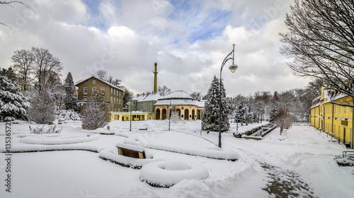 Kudowa Zdrój, Park Zdrojowy