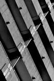 Superjednostka Katowice - detal modernizm