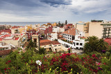 Panorama of Puerto de la Cruz