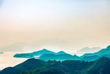 Coast in countryside, Hong Kong