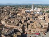 Siena - panorama dalla Torre del Mangia