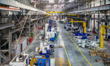 the interior metal manufacturing the view from the top