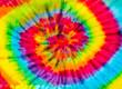 tie dye textile pattern