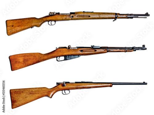 Mauser 98k, Mosin wz 44, Karabinek sportowy ZKM 486