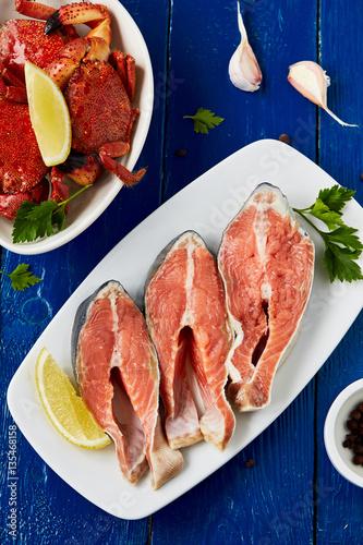 Poster Seafood