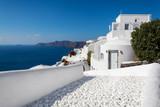Santorini, Grecja, Oia - Apartamenty z widokiem na morze
