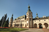 Palace of the Krakow Bishops in Kielce. Poland - 135499796