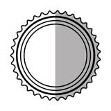 banner sticker elemen shadow vector illustration eps 10