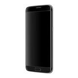 Smartphone vector with blank screen