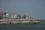 Grecja, Paralia, Port.