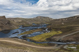 Landmannalaugar camp