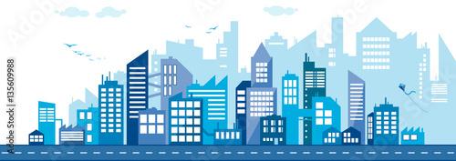 Cityscape Design - 135609988