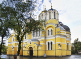 Cathedral of St. Volodymyr in Kiev. Ukraine