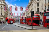 London Regent Street W1 Westminster in UK - 135616988