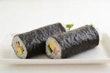 おいしそうな巻き寿司