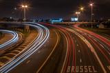 Arriving in Brussels