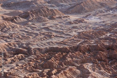Poster Valle de la Luna - Atacama Wüste