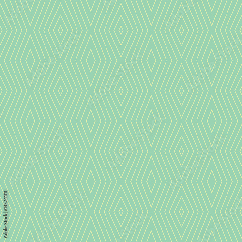 Vector Seamless geometry pattern flower, Abstract geometric background, print, retro texture, fashion design