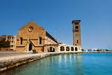 Beautiful view of ancient St. Nicholas