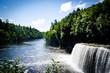 Tahquamenon Falls in the upper peninsula of Michigan.