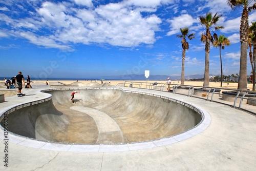 Aluminium Skateboard Skate park, Los Angeles