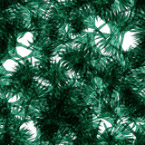 Continuous pattern with  bright seaweed - 135876976