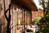和風住宅の縁側 - 135892787