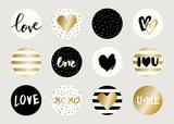 Valentine's Day Sticker Designs - 135911966