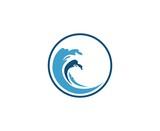 Waves logo - 135974199
