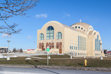 St. Mark Coptic Orthodox Cathedral in Markham, Ontario,Canada