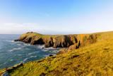 St David's Channel meets the Pembrokeshire Coast