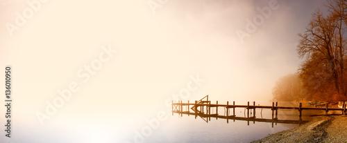 Foto op Aluminium Pier jetty panorama (13)