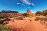 Monument Valley, Arizona, United States.