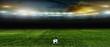 Quadro Soccer bal.football ..