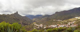 central Gran Canaria in January