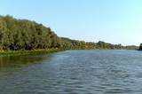 Seversky Donets river South of the East European plain, which flows through the Belgorod and Rostov region of Russia, right tributary of the Don.