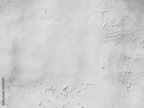 Poster old white cement plaster wall texture