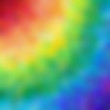 Background image blur the rainbow square background with colors from red to blue