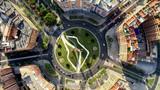 Alicante cityscape. Spain